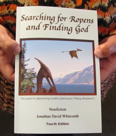Searching for Ropens and Finding God (modern pterosaurs)