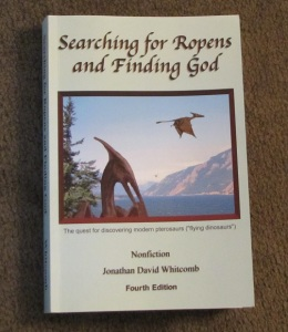 "nonfiction book ""Searching for Ropens and Finding God"""